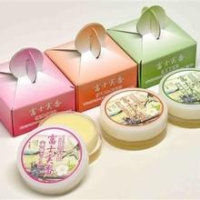 富士実香 - 茶の実オイル練り香水 -
